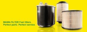 mann fuel filter