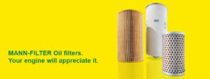 mann oil filters