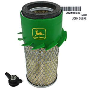 воздушный фильтр john deere