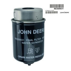 топливный фильтр john deere
