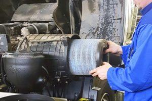 фильтры для грузовиков