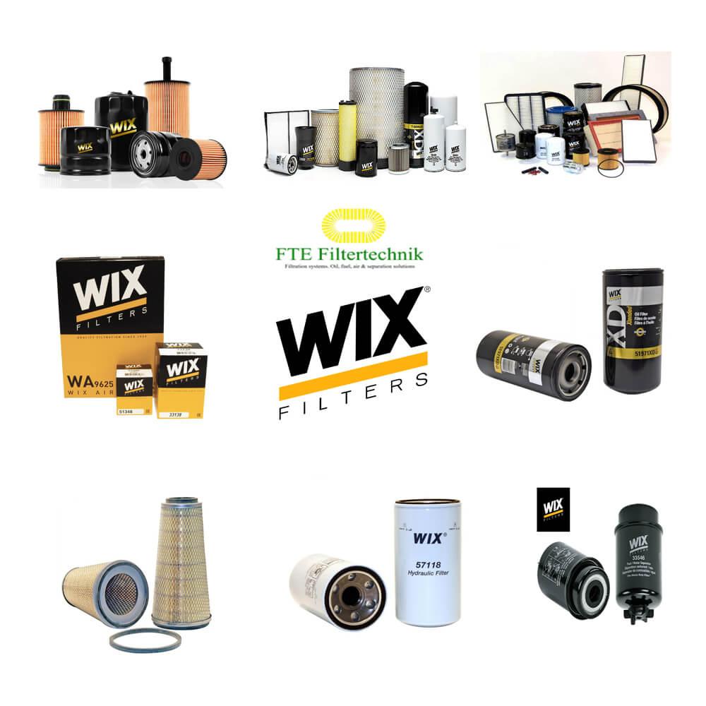 фильтры wix